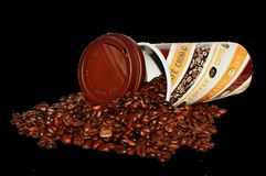 Cocoa Bean, Chocolate, Instant Coffee, Still Life Photography Royalty Free Stock Photos