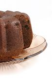 Cocoa Cake Royalty Free Stock Image