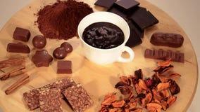 Cocoa stock video