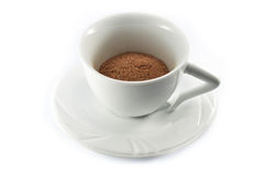 Cocoa drink Stock Photo