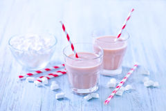 Cocoa drink Royalty Free Stock Images