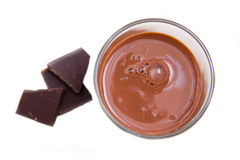 Cocoa drink from Royalty Free Stock Photography