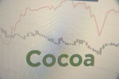 Cocoa Royalty Free Stock Photography