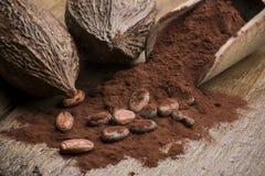 Cocoa Royalty Free Stock Photography