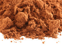 Cocoa powder Stock Photography
