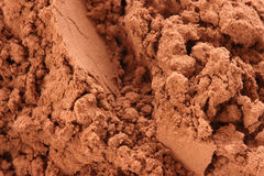 Cocoa powder Royalty Free Stock Photography