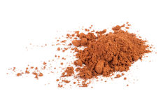 Cocoa powder Stock Photos