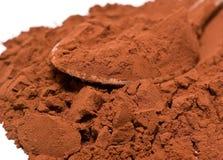 Cocoa powder Royalty Free Stock Photo