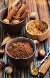 Cocoa Royalty Free Stock Photo
