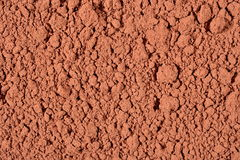 Cocoa powder Royalty Free Stock Images