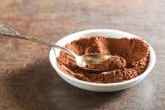 Cocoa powder Royalty Free Stock Image