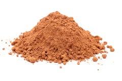 Cocoa powder Stock Image