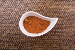 Cocoa Powder II Stock Image