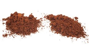 Free Cocoa Powder Isolated Royalty Free Stock Images - 99403529