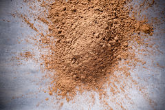 Cocoa powder. Stock Photos