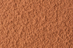 Cocoa powder texture Stock Photography
