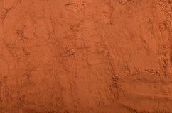 Cocoa powder texture Stock Image
