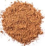 Cocoa Powder V Royalty Free Stock Photo