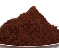 Cocoa powder  Stock Photo