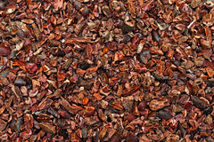 Cocoa raw Royalty Free Stock Images