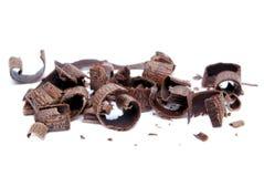 Cocoa Shavings Stock Photography