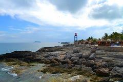 CocoCay - les Bahamas Photos stock