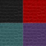 Cocodrilo textured Foto de archivo libre de regalías