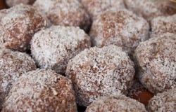 Coconut-ball Stock Image