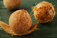 Coconut ball Royalty Free Stock Images