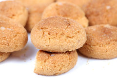 Coconut biscuits Stock Photography