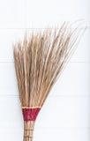 Coconut broom Stock Photos