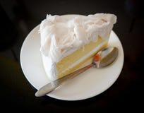 Coconut Cake Stock Photography