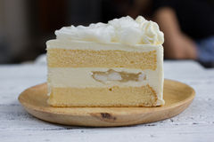 Coconut cake. Royalty Free Stock Images