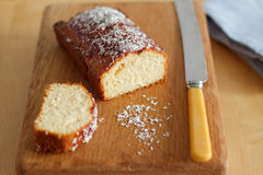 Coconut cake Stock Images