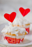 Coconut cakes Stock Photography