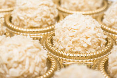 Coconut Candies Royalty Free Stock Photo