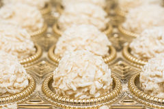 Coconut Candies Royalty Free Stock Images