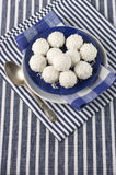 Coconut candies Royalty Free Stock Image