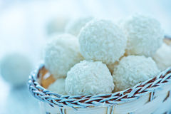 Coconut candy Royalty Free Stock Photos