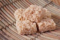 Coconut candy cocada Stock Photo