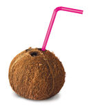 Coconut cocktail Royalty Free Stock Photo