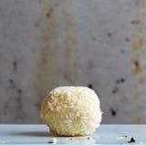 Coconut cookie Stock Image