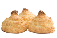 Coconut cookies Stock Photography