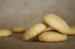 Coconut cookies Royalty Free Stock Photography