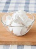 Coconut cream Stock Photo