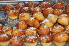Coconut Cupcakes  Royalty Free Stock Photo