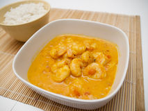 Coconut curry Stock Photos