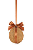 Coconut decoration Royalty Free Stock Image