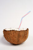 COCONUT DRINK Royalty Free Stock Photography