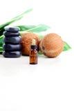 Coconut essential oil Stock Image